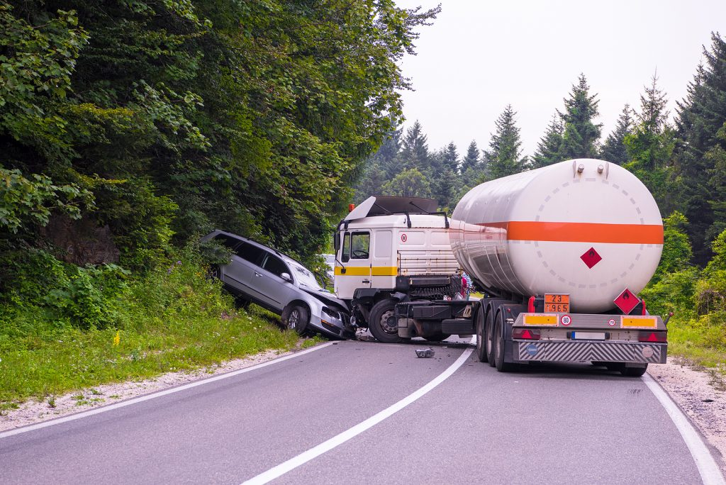 Truck (18-Wheeler) Accidents Lawyer Houston